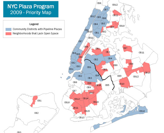 Find Out More About DOT's Plaza Program – Streetsblog New York City