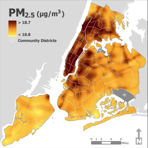 Nyc Health Department Traffic Is Poisoning Our Air Streetsblog