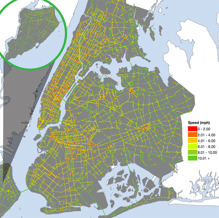 Decline in NYC Bus Ridership Concentrated in Manhattan and Brooklyn