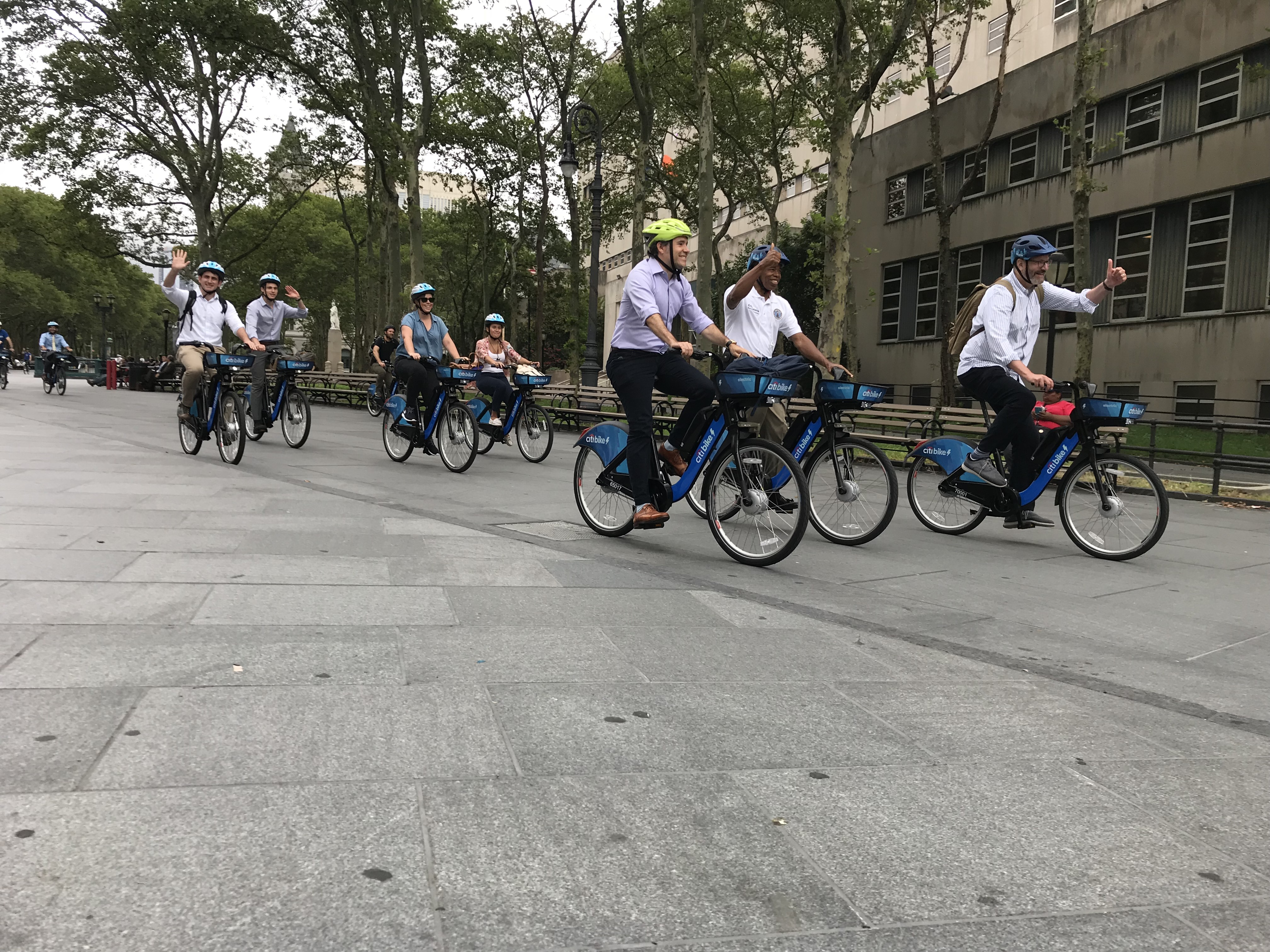 Citi Bike's New Electric Bike Is Exciting For Riders (If