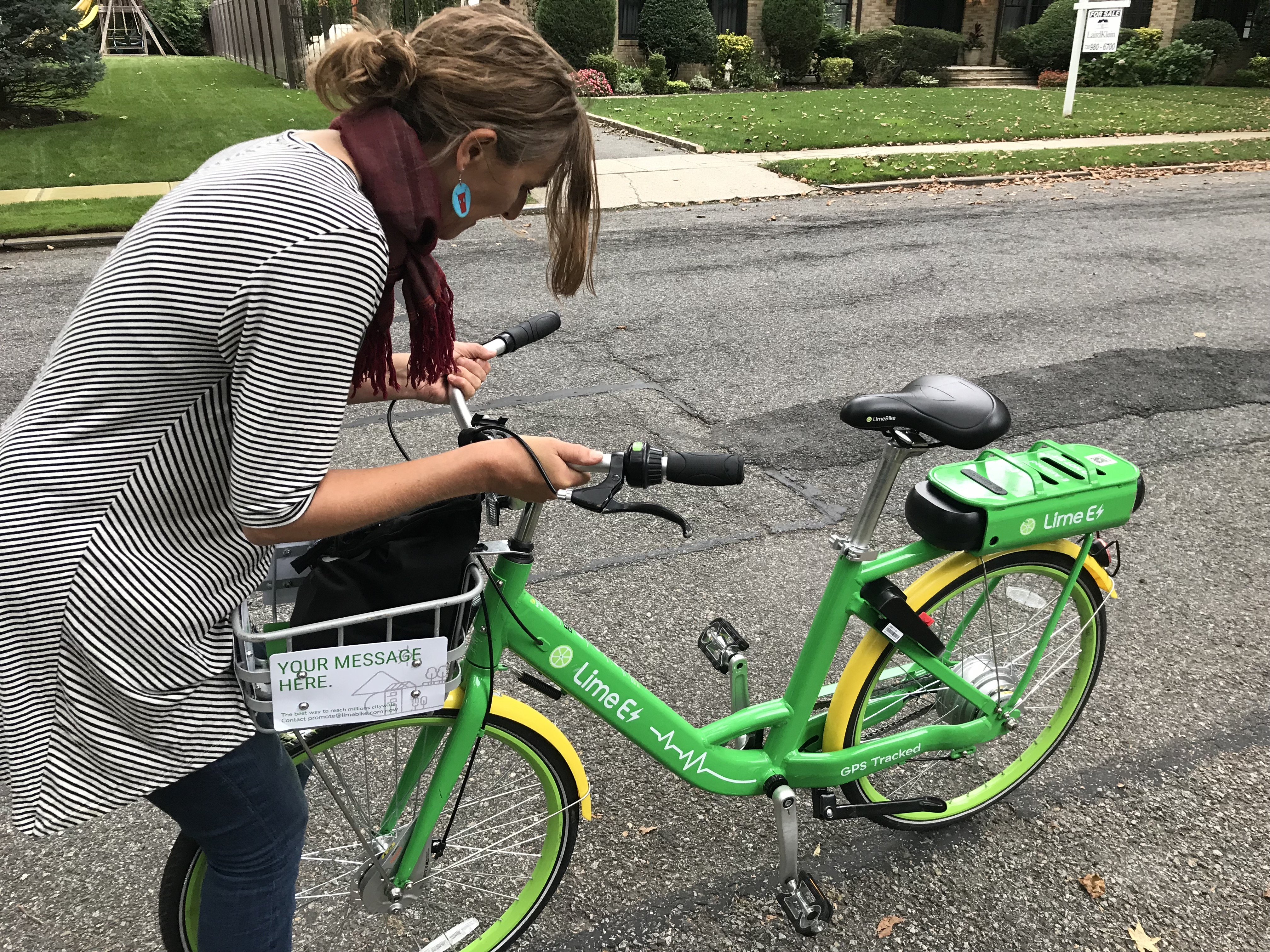 Eyes on the Street: Pilot Dockless Bike Share on Staten