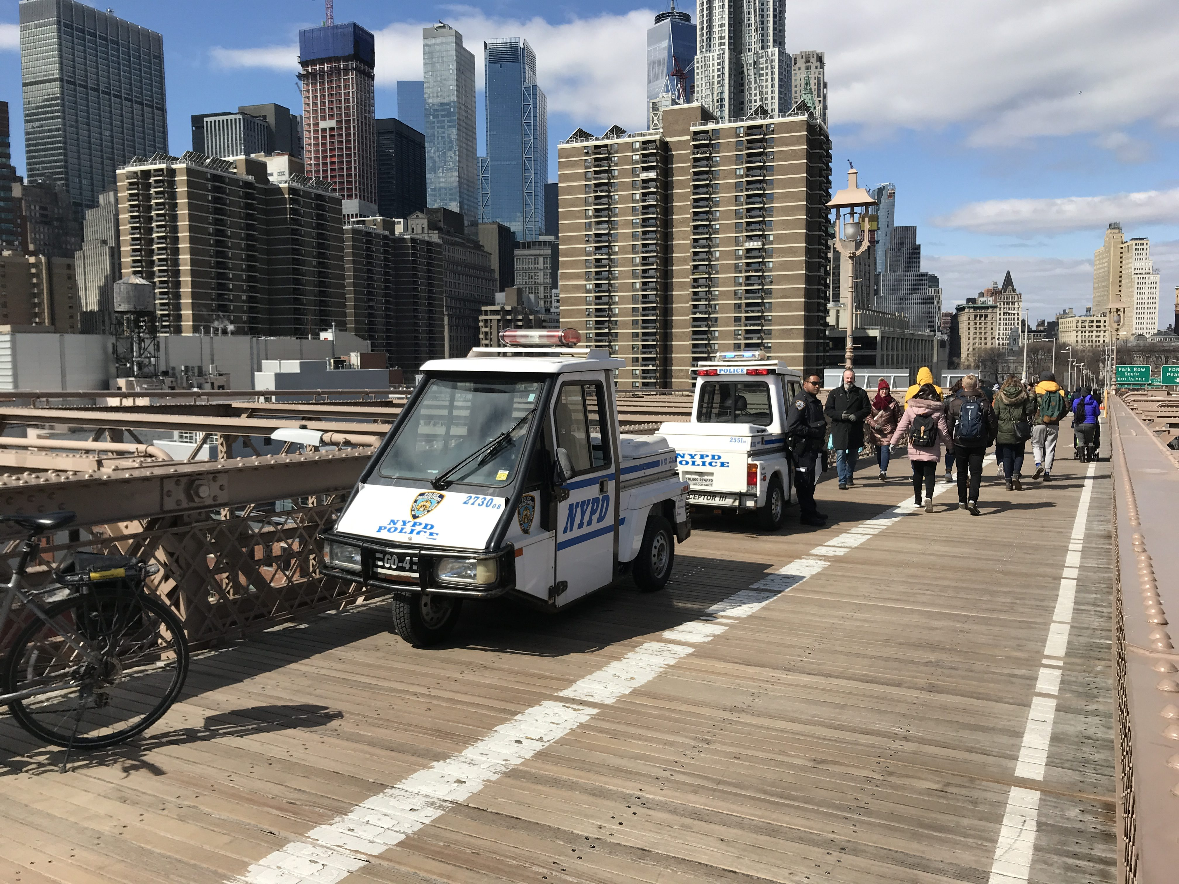 Enough is Enough: Five Ways to Fix the Brooklyn Bridge Right
