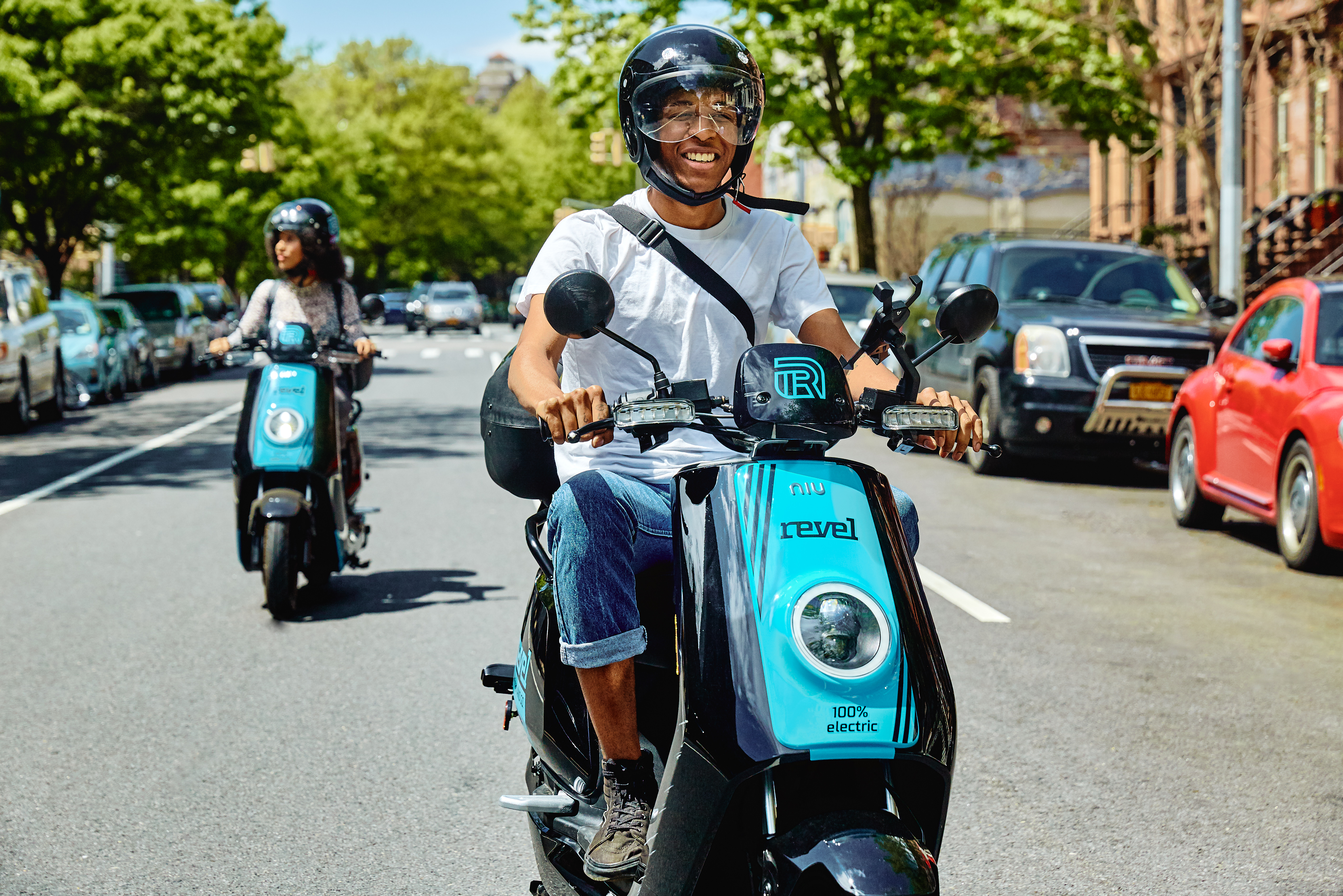 Revel Temporarily Ends Scooter Service In New York City Streetsblog New York City