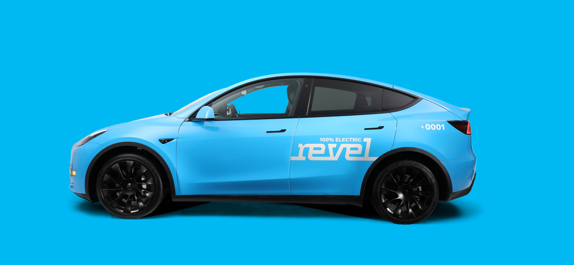 photo of Revel Seeks to Create All-Electric Taxi Fleet — But City Says 'Not So Fast' image