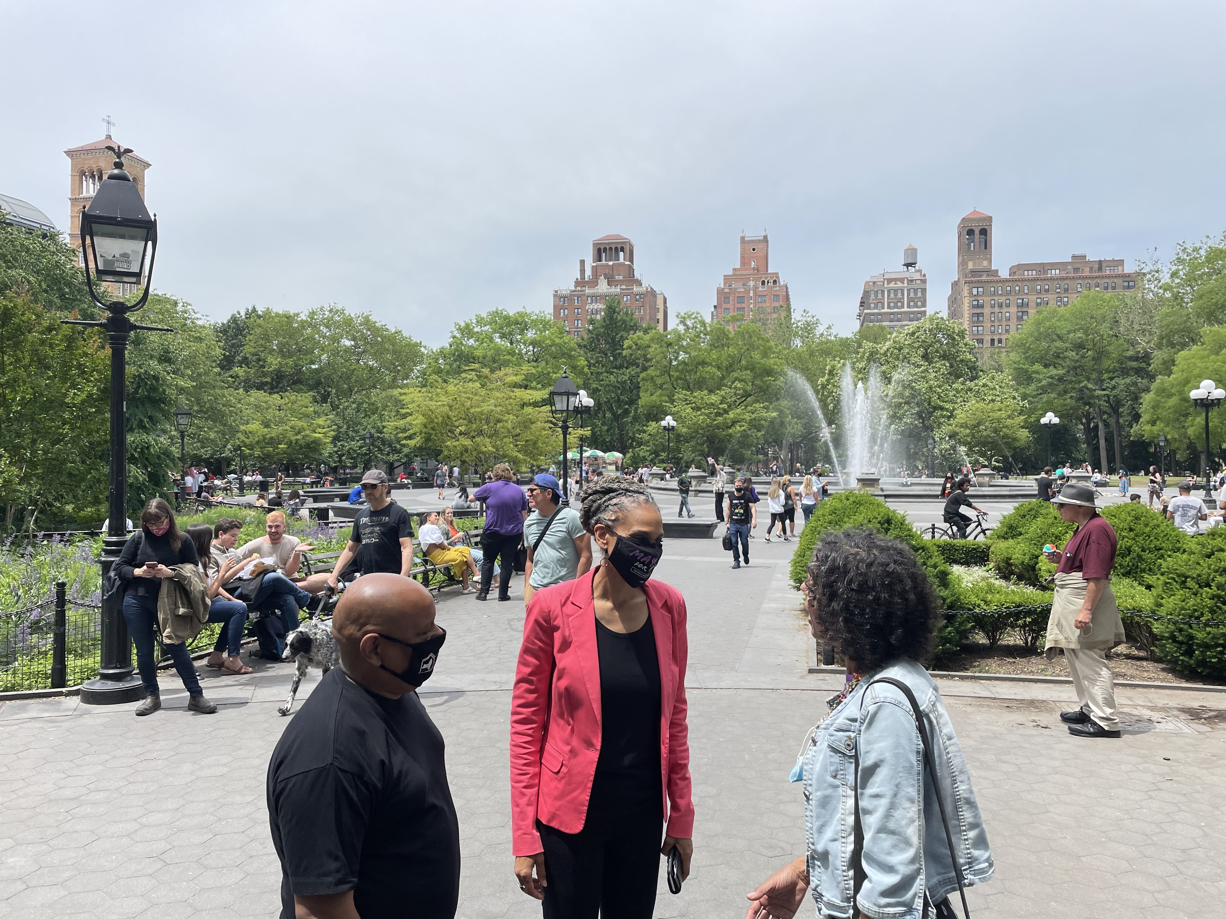 NYPD Ask Village Residents When They Want Cops to Close Washington Square Park (Which Doesn't Belong to Them) – Streetsblog New York City