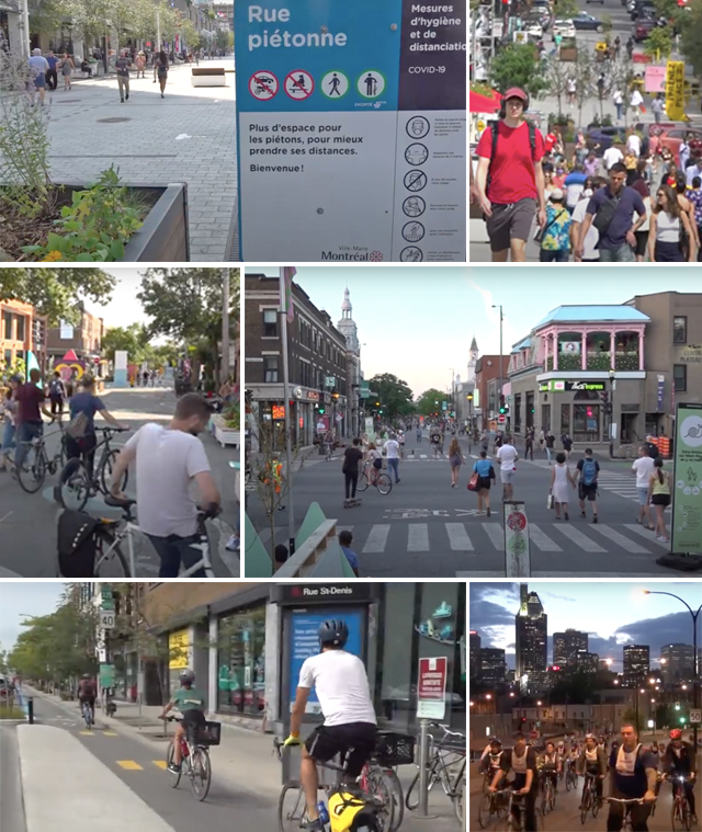 SEE IT! Montreal Offers Lessons for All Cities That Want Safer, Better, More Livable Streets